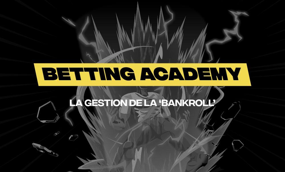 Pour parier, deux notions sont importantes reconnaitre la valeur d'une cote et bien gérer vos bankrolls. Plus sur betFIRST !