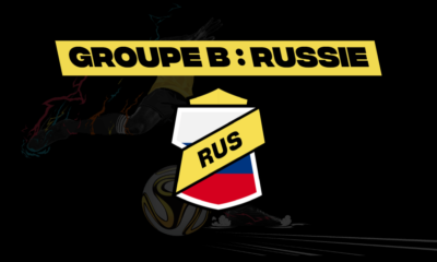 Groupe B - Russie