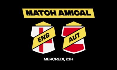 L'Autriche se rend en Angleterre mercredi soir. Pour quel résultat final ce mercredi Lisez tout sur ce match sur betFIRST.