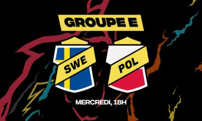 La Suède et la Pologne s'affrontent mercredi soir. Qui remportera ce match de l'Euro disputé à la Gazprom Arena de Saint-Pétersbourg