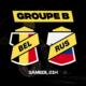 Le tout premier match de nos Belges. Avec deux équipes qui marquent énormément, le match s'annonce passionnant. Plus sur betFIRST !