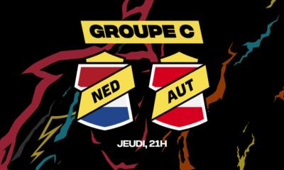 Les Pays-Bas et l'Autriche s'affrontent jeudi soir à 21h00 dans la Johan Cruijff ArenA. Vous trouverez les meilleurs conseils chez betFIRST !