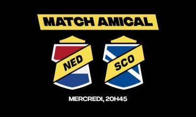 Les Pays-Bas et l'Écosse s'affrontent en match amical mercredi soir. Lisez tout à ce sujet et trouvez les cotes sur betFIRST.