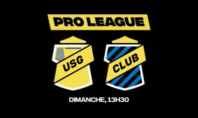 L'Union doit se farcir un grand club avec la visite du Club Bruges, champion en titre. Que parier à l'avance ou en direct sur betFIRST