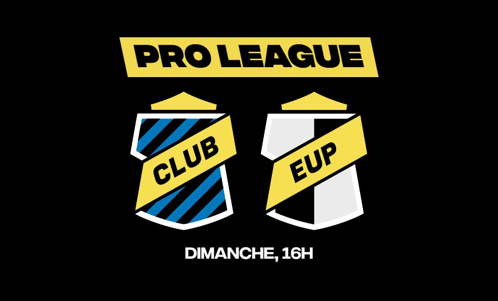 Le Club de Bruges, est à la recherche de son 18e titre. Vous trouverez ci-dessous les meilleurs conseils pour parier sur Club Bruges-Eupen.