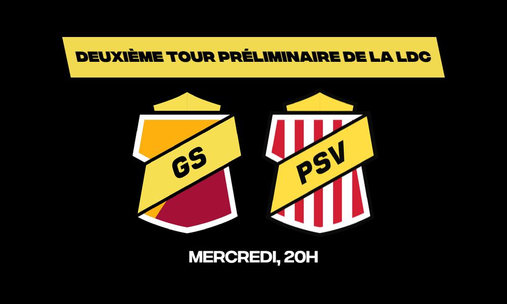 Le match retour de la Ligue des champions entre Galatasaray et le PSV. Lisez la préface du match avant de placer vos paris sur betFIRST !