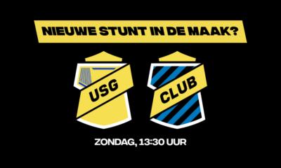 Ook komend weekend staat er opnieuw een topaffiche op het programma voor Union, want landskampioen Club Brugge komt langs. Meer bij betFIRST!