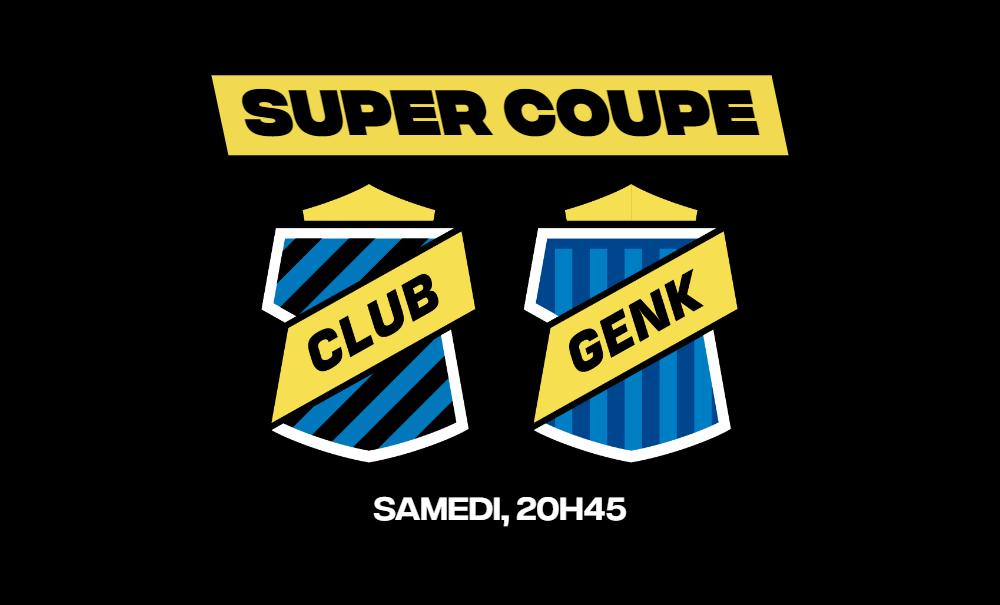 Samedi soir, le stade Jan Breydel sera le théâtre de la lutte entre le Club de Bruges et le KRC Genk. Pariez en direct sur betFIRST !