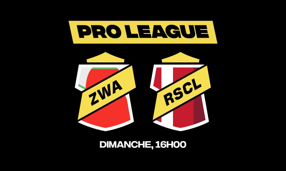 Zulte Waregem et le Standard ont commencé leur saison dans un climat de doute. Vous trouverez tous les conseils pour parier chez betFIRST !
