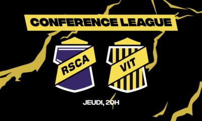 Anderlecht n'est plus qu'à deux matchs de la Conference League. Le club néerlandais de Vitesse est le dernier obstacle. Plus sur betFIRST !